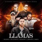 Mark B Ft Arcangel, De La Ghetto, Bad Bunny & El Nene La Amenaza - Me Llamas MP3