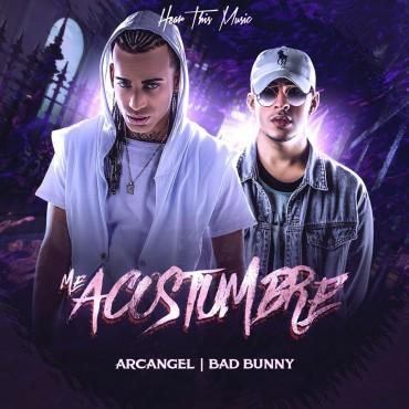 Arcangel Ft. Bad Bunny - Me Acostumbre