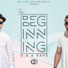 O.B Y Dave - The Beginning (2018) Album MP3